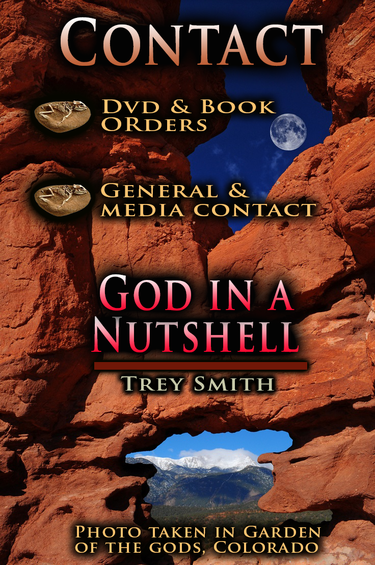 God in a Nutshell contact
