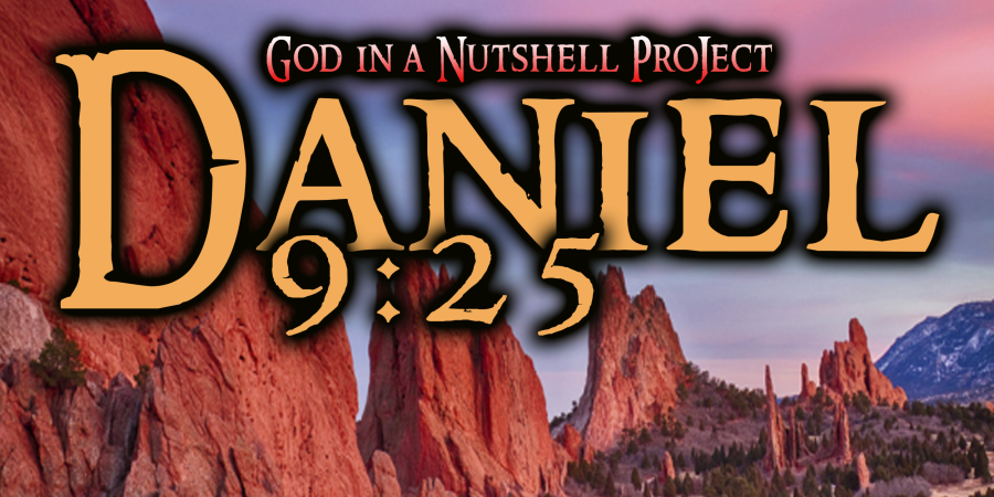 Daniel 9:25: A Powerful Prophecy from the Book of Daniel