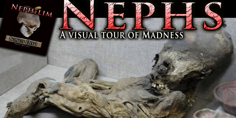 Nephilim: Easiest Breakdown of Nephilim & Nephilim Hybrid Skulls on the Internet