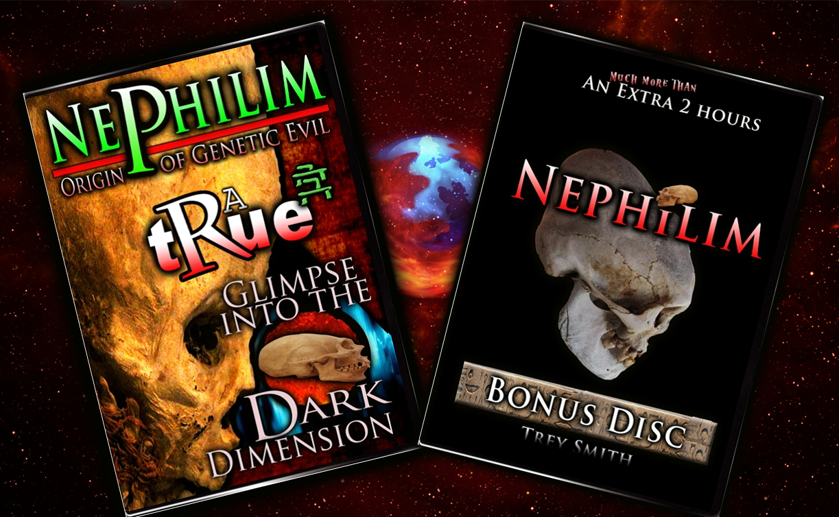 Nephilim: Official Nephilim 2 Disc Set by Trey Smith