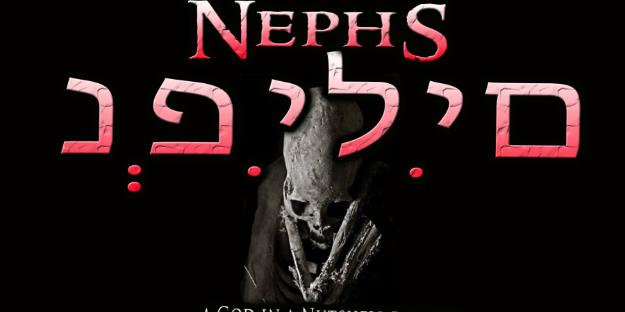 Nephilim: Mystery of the Bonus Disc…. Who are the Nephilim