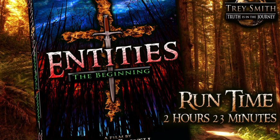 Entities: the Beginning (See VIDEO)