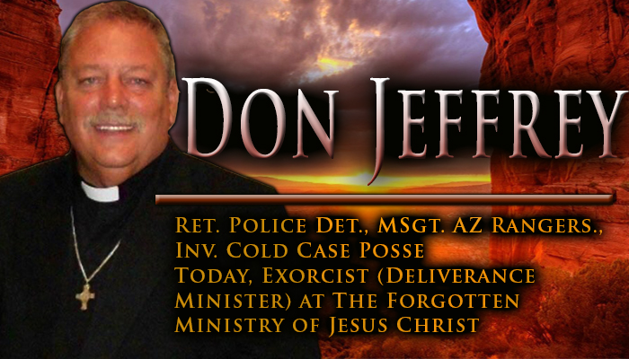 Rev. Don Jeffrey
