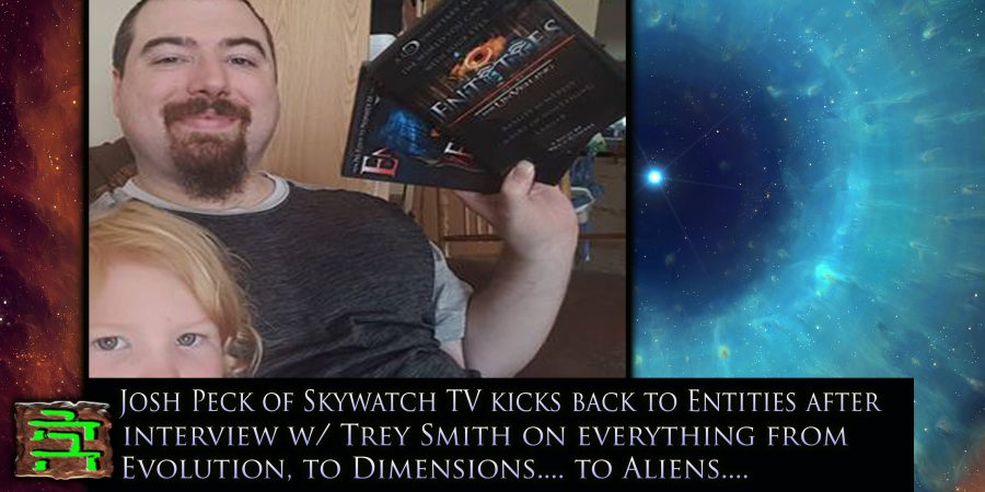Josh Peck: Into the Universe with Trey Smith (a fun Skywatch TV interview)