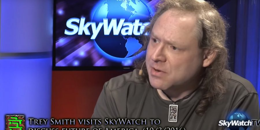 "SkyWatch TV asks Trey Smith, ""What is the FUTURE of America?"""