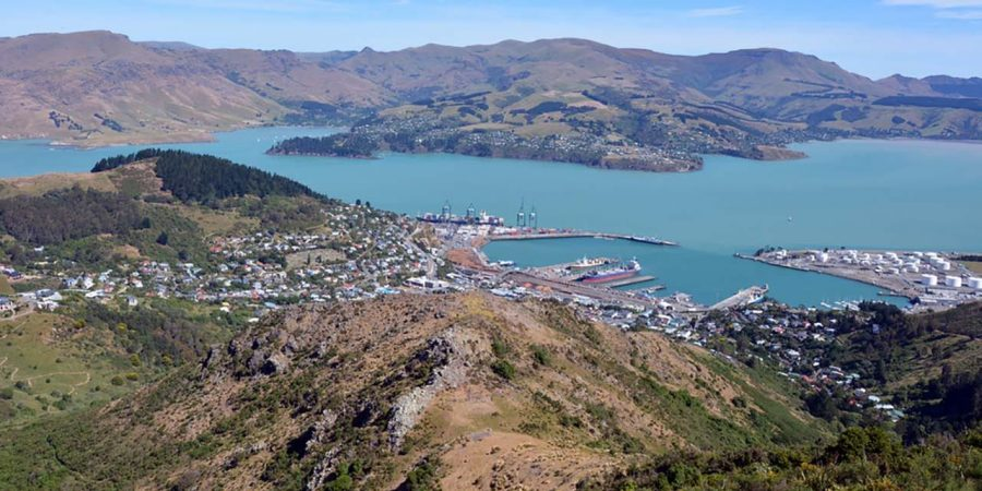 Quakes in Various Places, New Zealand