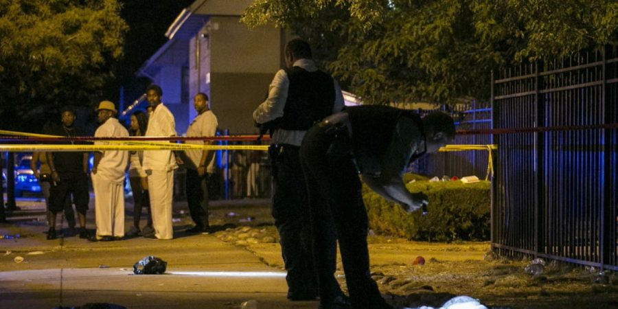 Violent Halloween in Chicago 17 Dead and 41 Wounded