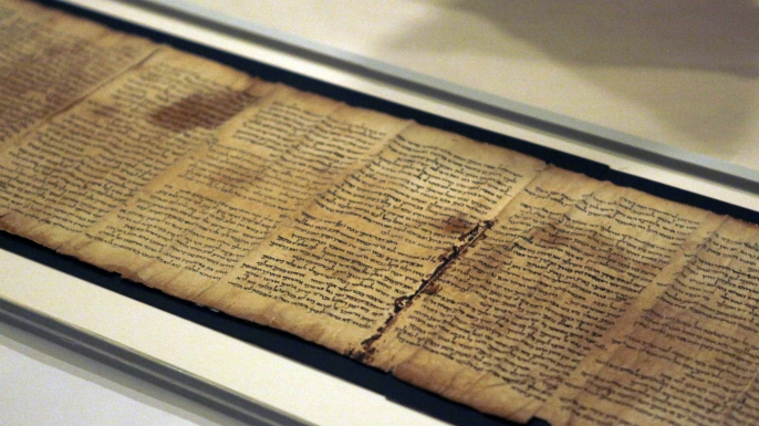 Hunt for New Dead Sea Scrolls