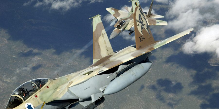 Israel Targets Damascus Military Air Base…Allegedly