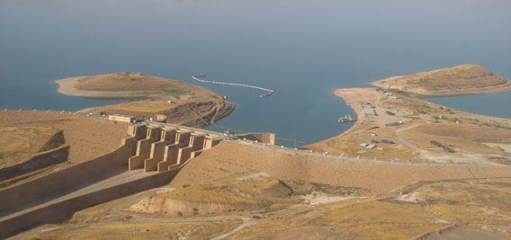 Mosul Dam Collapse, Clock is Ticking