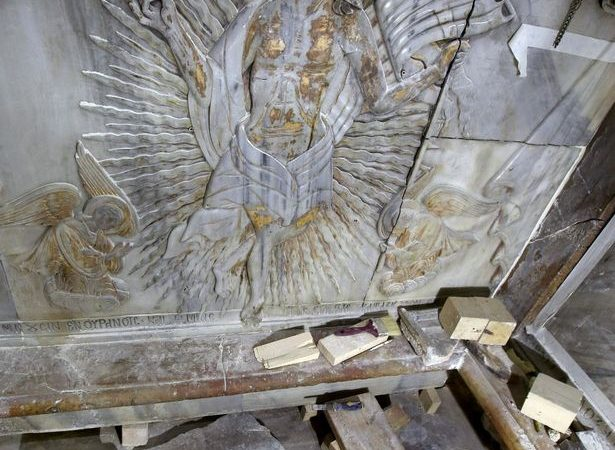 Tomb Of Jesus Opened After 500 Year Wait, Miraculous Discoveries Followed