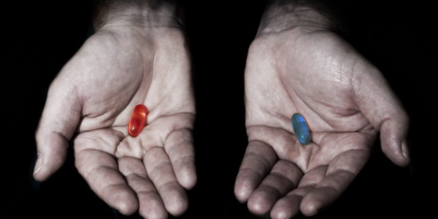 Red Pill or Blue Pill