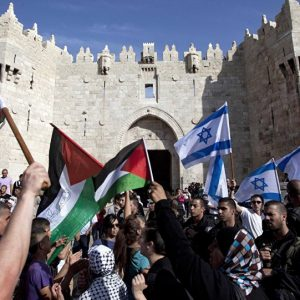 UN Votes to Divide Israel, Jerusalem, and Golan Heights