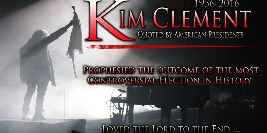 Kim Clement ~Controversial Prophet of God