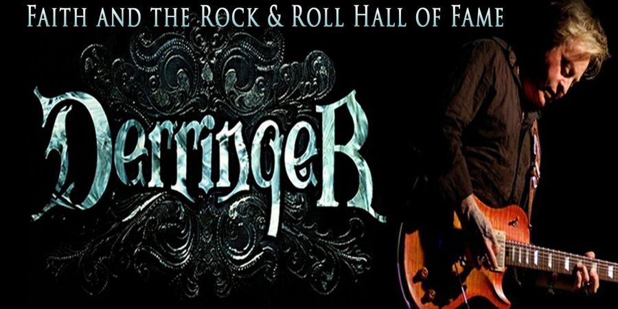 Rick Derringer ~Rock Star…. Man of Faith….