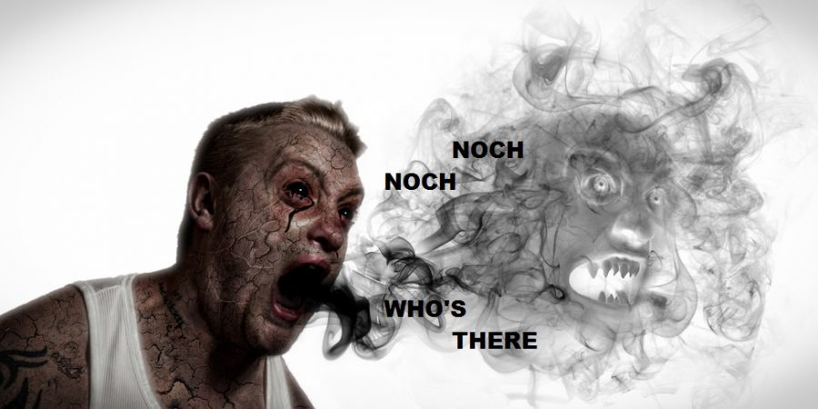 "Noch Noch…Who's There: Episode II  ""Water Into Wine & Demons Into Swine"""