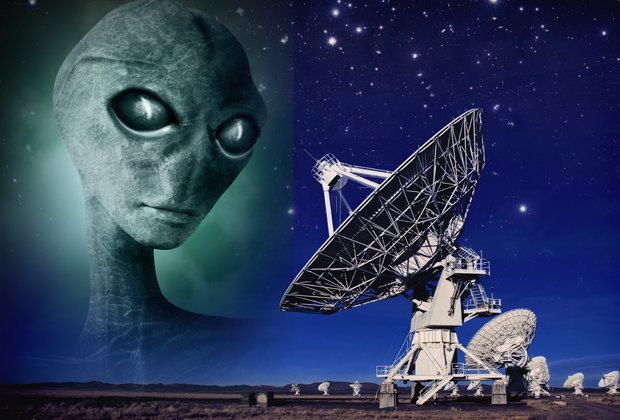 THE SEARCH FOR ET & THE DISCOVERY OF EXTRASOLAR PLANETS