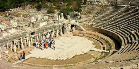 Revelation: Historical Ephesus
