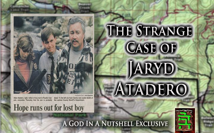 The Strange Case of Jaryd Atadero