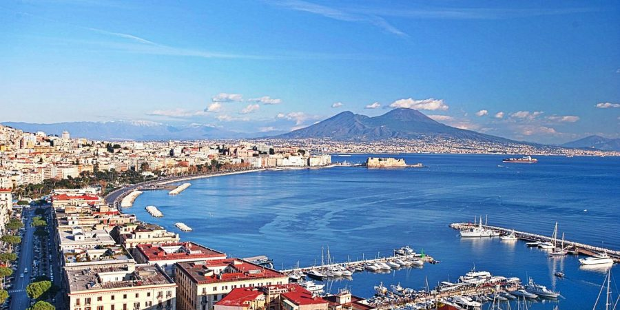 Naples, Italy Super Volcano Awakens???
