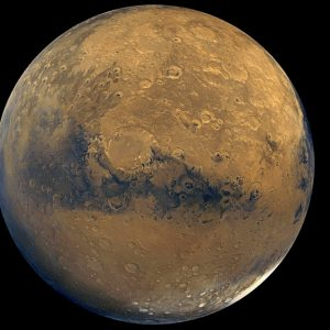 THE YOUTHFULNESS OF MARS