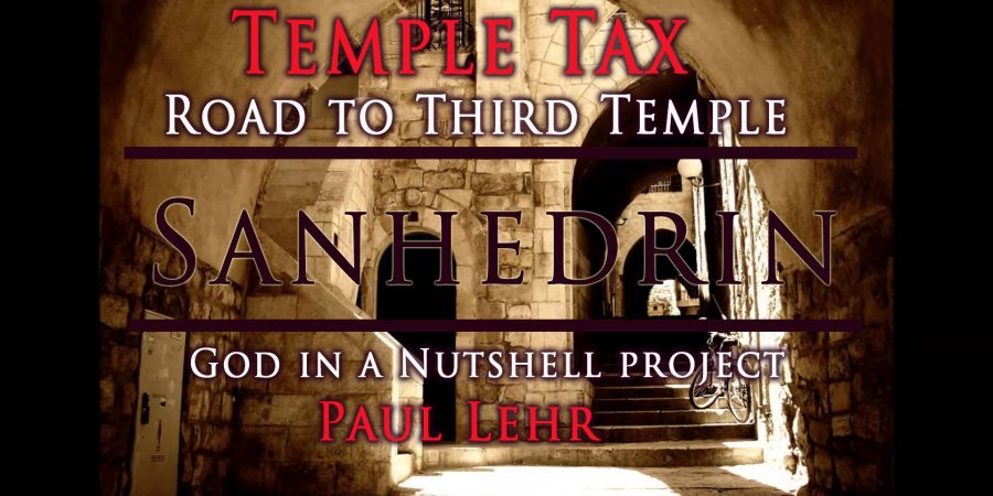 Sanhedrin Issues Temple Tax