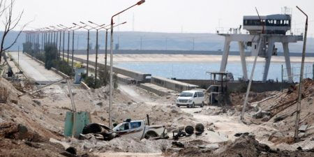 Chemical Weapons in Syria; Battle for Euphrates Dam Intensifies