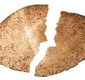 Unleavened Bread: Broken & Hidden Matzah
