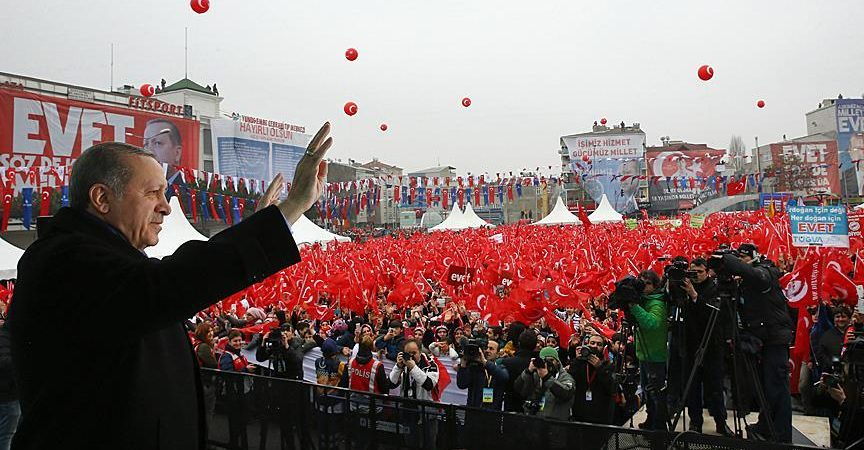 Turkey Vote Expands Erdgogan's Power