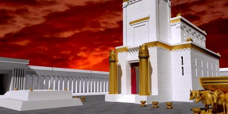 "Tribulation: Temple or Tabernacle Tent…""miqdash"""