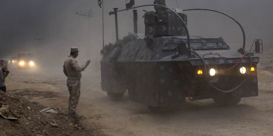 ISIS, End of Days in Mosul