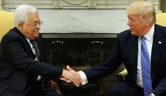 Palestinian's Abbas Ready for Peace with Israel