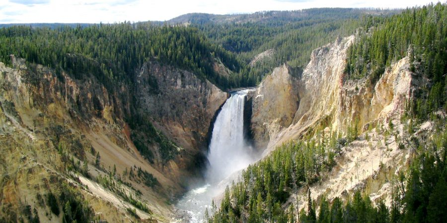 Yellowstone Tremors