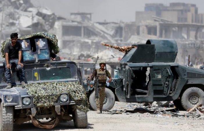 ISIS Kicked Out of Mosul