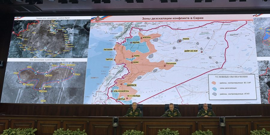 Russia, Turkey, & Iran…Peace Makers in Syria