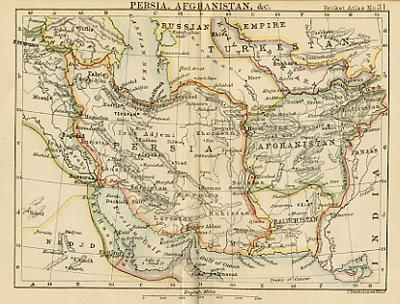Ezekiel 38: Who is Persia?