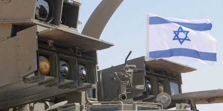 Syrian Missiles Fall in Israel's Golan Heights