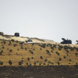 Turkey Troops Enter Syria's Idlib Province