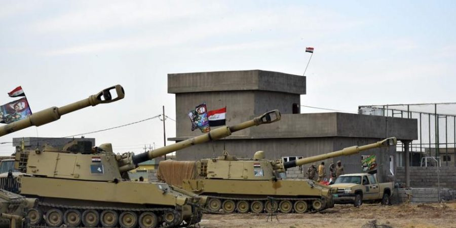 BREAKING: Iraqi Troops Engage Kurds Near Kirkuk