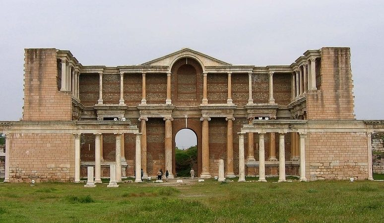 Revelation: Historical Sardis