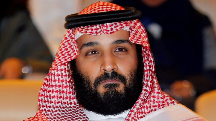 Saudi Crown Prince and King in Waiting, Mohammed bin Salman