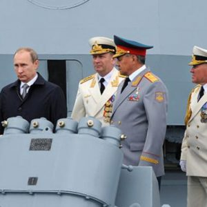 Russia Expands Naval Base in Tartus, Syria