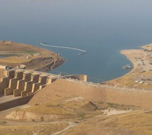 US Army Assists with Mosul Dam Assessment