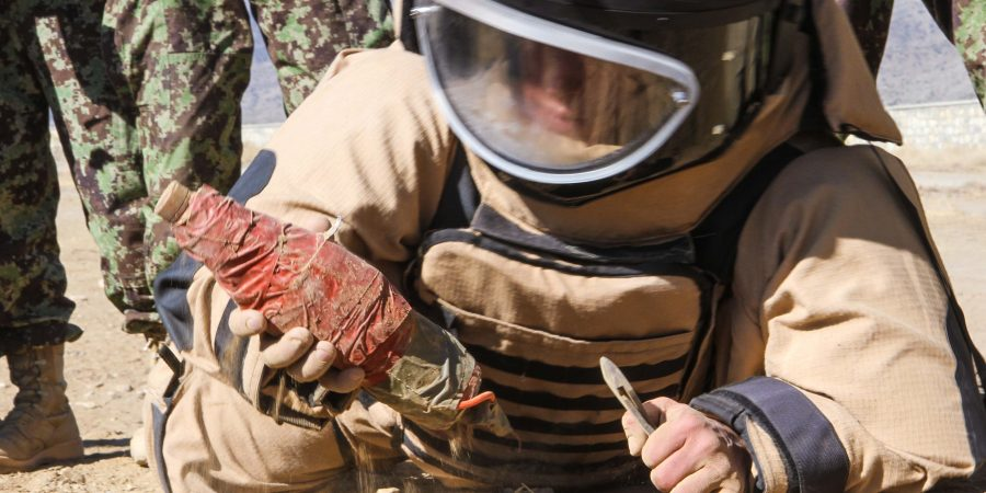 IED's… Thoughts from an American Soldier