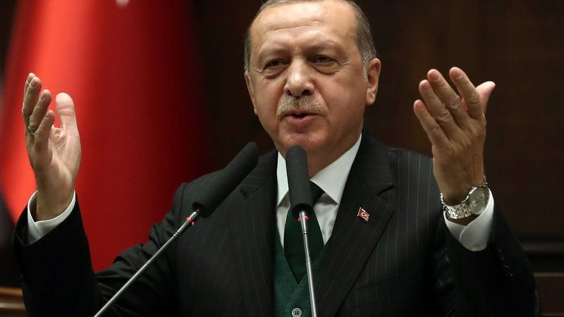 Recep Erdogan Wins Re-Election in Turkey