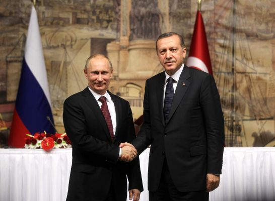 Will Turkey Align with Russia?