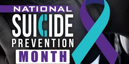Suicide Prevention Awareness Month, Featuring Paul Beverly