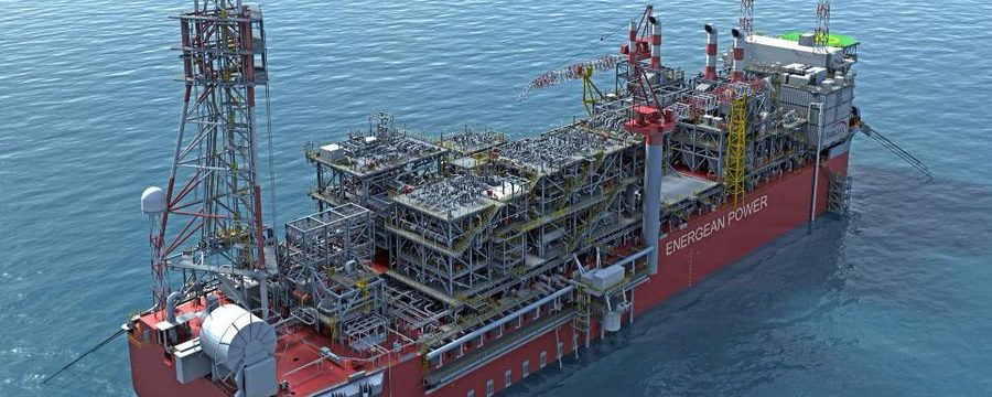 Natural Gas Find Off the Coast of Israel