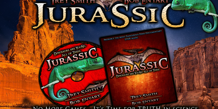 Jurassic: Dinosaurs are Young. All of them.