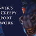 Denver Airport's NEW creepy paintings
